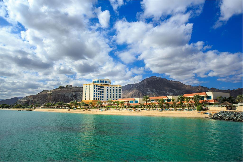 Oceanic khorfakkan resort spa 4 оаэ фуджейра дубай снять квартиру на год